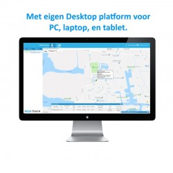 KIDWATCH4 GPS Horloge Telefoon - Blauw