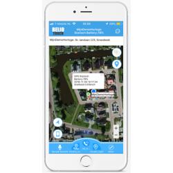 KIDWATCH1.1 GPS WIFI Horloge Telefoon - Roze